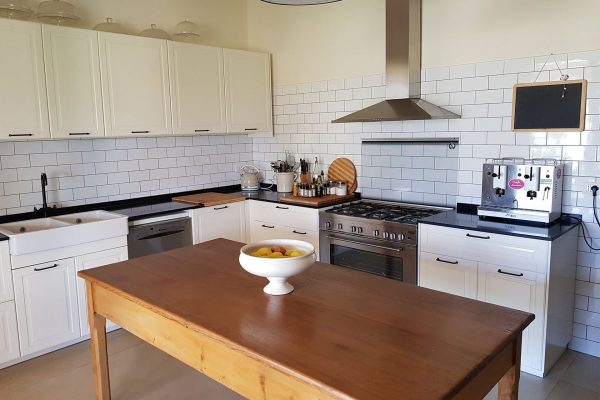 Villino - Cucina e veranda (1)