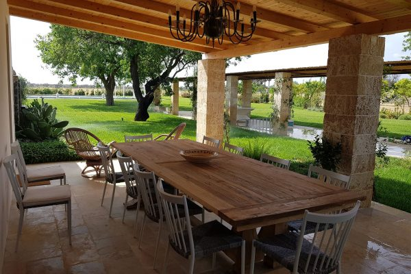 Villino - Cucina e veranda (2)
