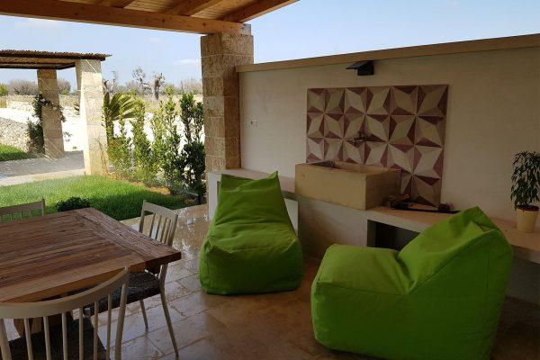Villino - Cucina e veranda (3)