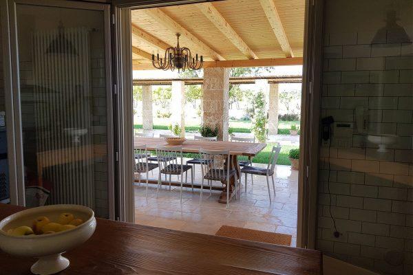 Villino - Cucina e veranda (4)